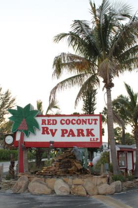 Welcome to the Red Coconut RV Park!