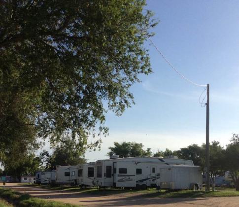 Water Sports Campground & RV Park, Dodge City Kansas