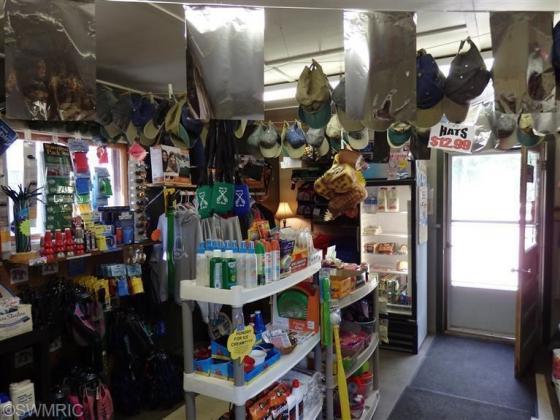 Campstore ... The Twin Oaks Mini Mall