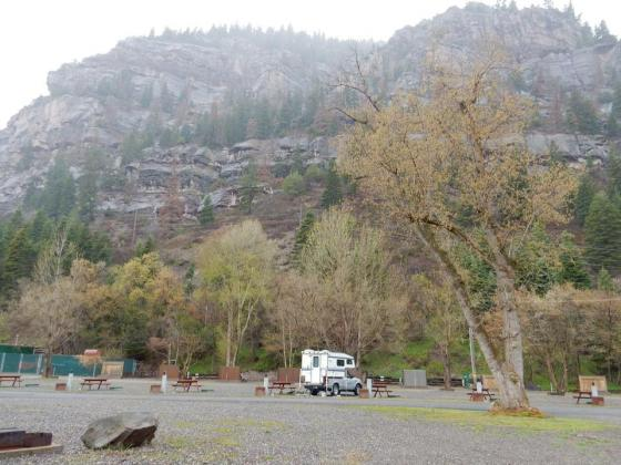 Welcome to 4J+1 RV Park and Campground in Ouray, CO!