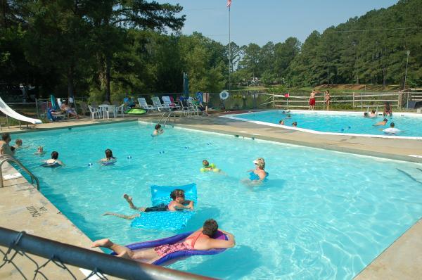pools at Green Acres