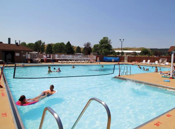 Hart Ranch Swimming Pool