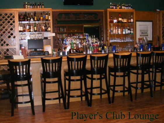 Player's Club Lounge
