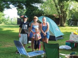 Budget Campsite