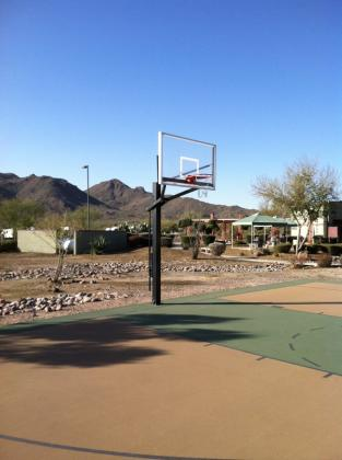 Sport Court at Eagle View RV Resort