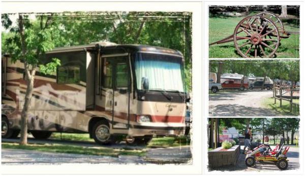 KOA of Salina (Kansas) RV sites, tent camping, cabins, lodges, rental options