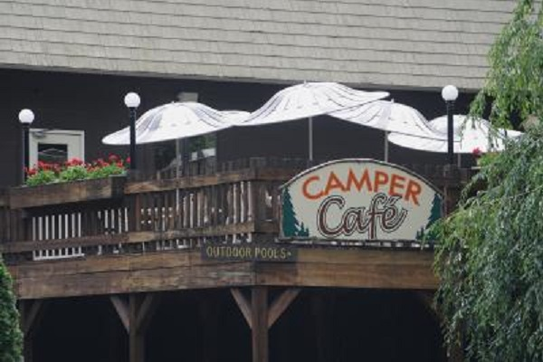 On-Site Camper Cafe