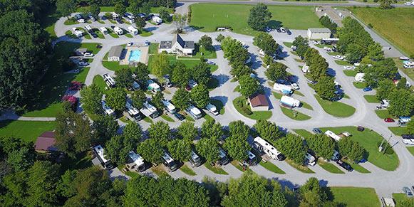 Clarksville RV Park and Campground