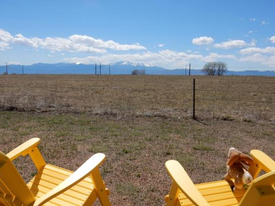 Relax with a view of Pike's Peak!  - near Colorado Springs