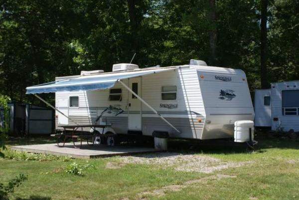 Rental trailers available.
