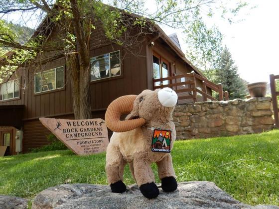 Come visit us at Glenwood Canyon Resort!