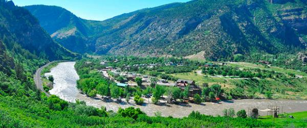 Welcome to Glenwood Canyon Resort in colorful Colorado!