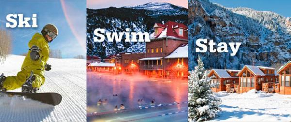 Ski -- Swim -- Stay