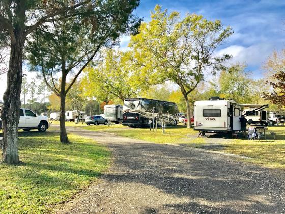 Stagecoach RV St. Augustine, FL