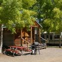 Rent a cabin at Gunnison Lakeside RV Park and Cabins!