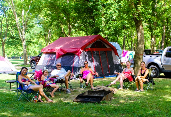 Tent & RV Campgrounds in Missouri
