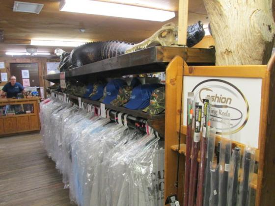 Outfitter store