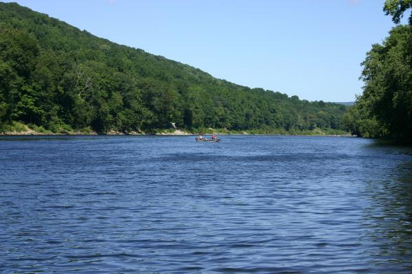 Camping on the Delaware River!