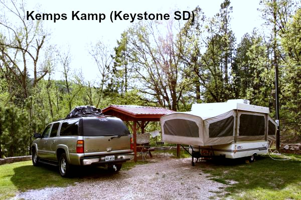 Kemps Kamp - Keystone South Dakota
