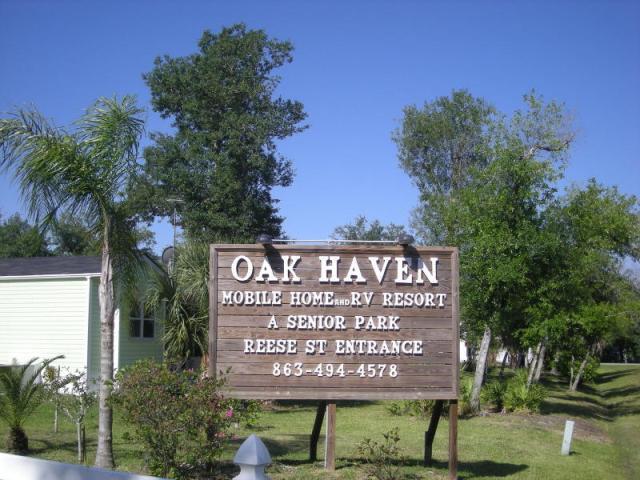 Oak Haven Mobile Home & RV Park