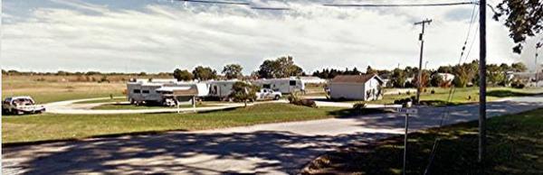 Mills House RV Park, Osawatomie Kansas