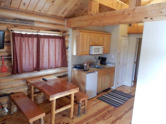 Great cabins for rent!