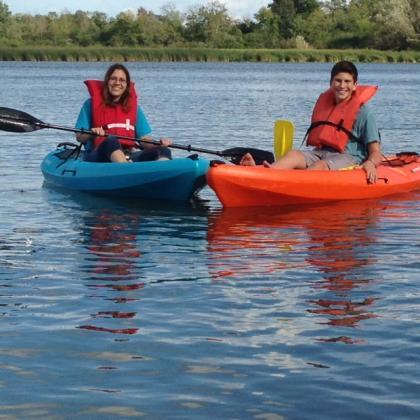 Rent Kayaks, Paddle Boats or Row Boats on Fish Lake