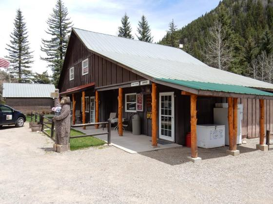 Come visit the store at Priest Gulch Campground