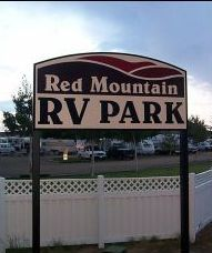 Welcome to Red Mountain RV Park!