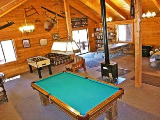 Sportsman's Campground and Mountain Cabins, north of Pagosa Springs Colorado
