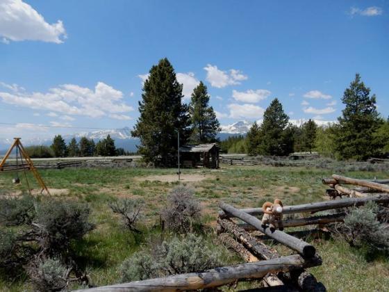 Beautiful views at Sugar Loafin' RV Campground and Cabins