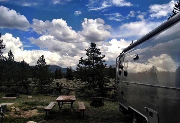 Beautiful scenery at Sugar Loafin RV Campground and Cabins
