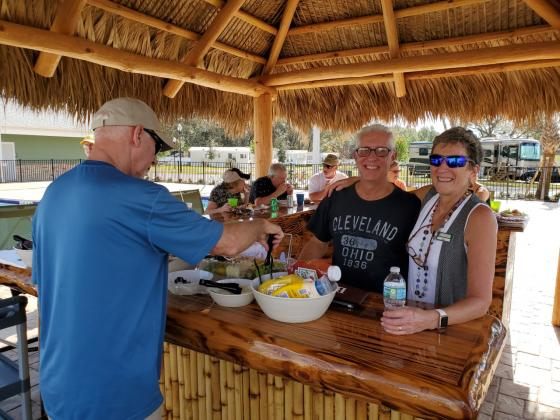 Tiki Bar & BBQ
