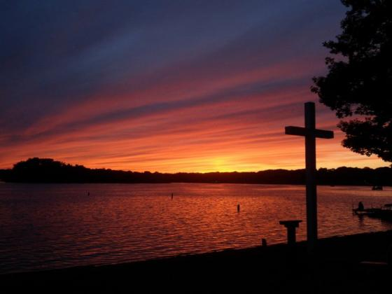 Beautiful Sunsets Over Clear Lake!