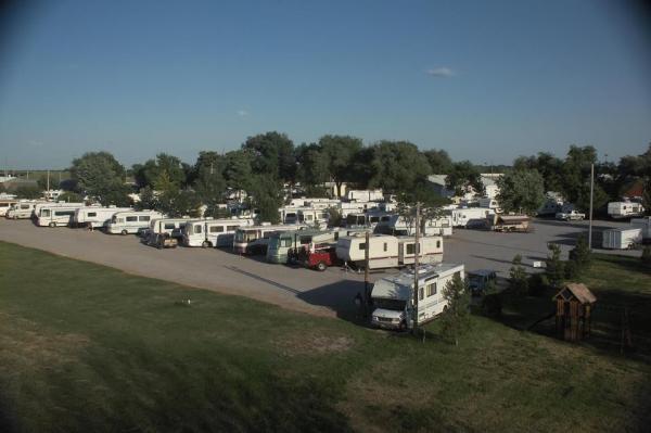 USI RV Park, Wichita Kansas