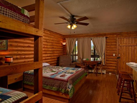 Great cabins for rent at Montrose - San Juan RV Resort